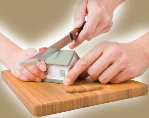 Как происходит раздел дома между собственниками